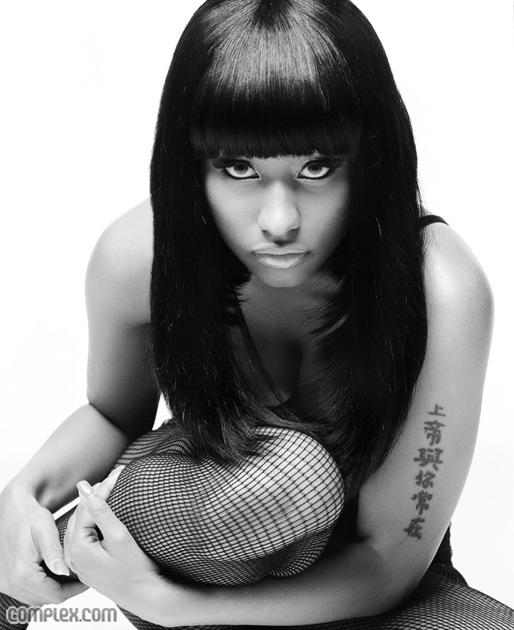 nicki minaj 2010 wallpaper. Nicki Minaj - Romans Revenge