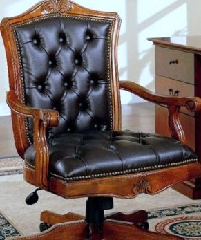 office furniture blogs: executive office chairs pics