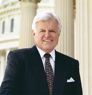 ted kennedy young. black, young or