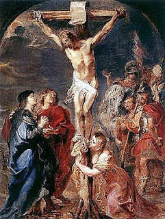 Drawing art picture of Jesus on the cross and women, people crying for him Christian pictures free download and Jesus images inspirational religious pictures