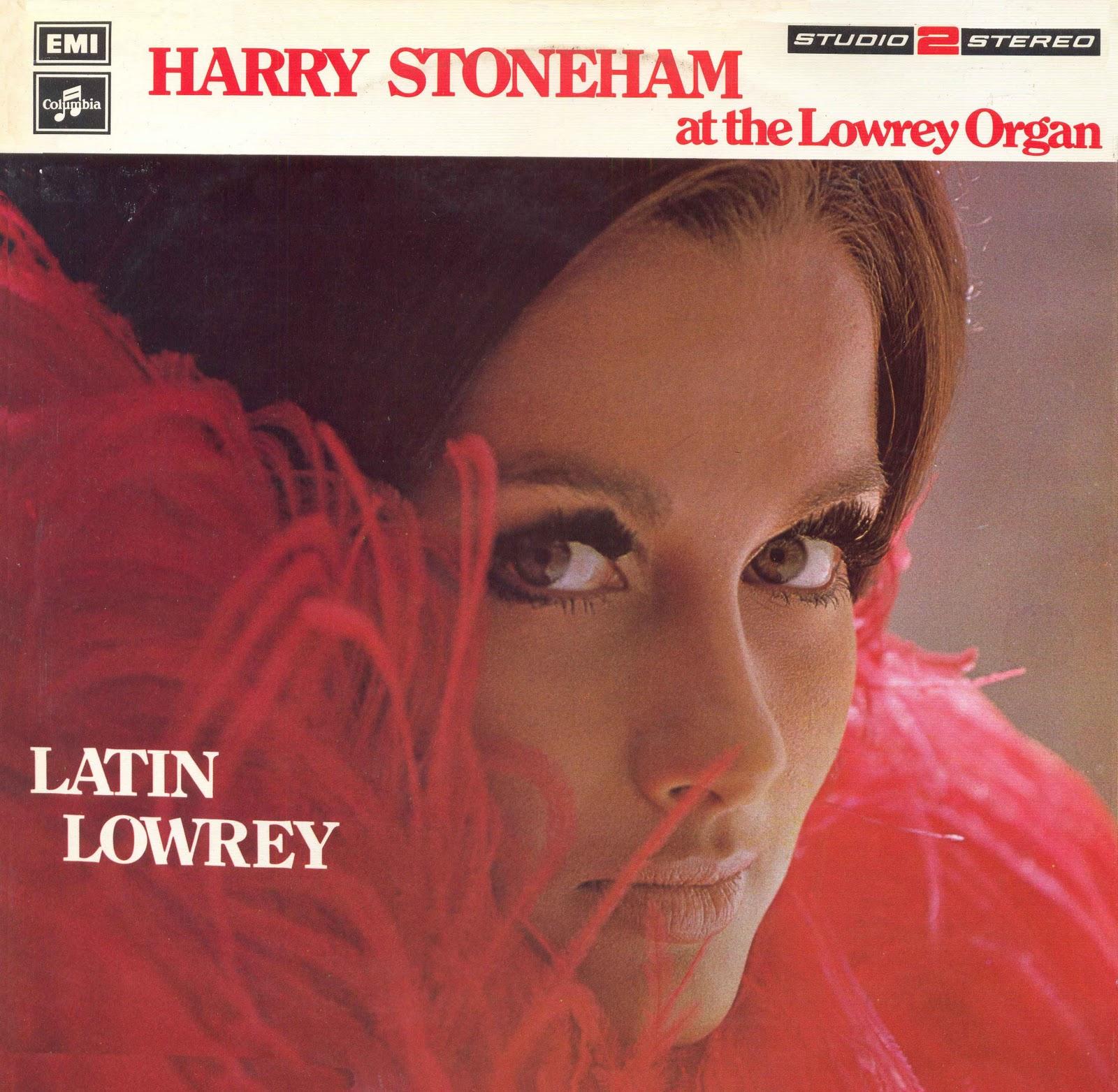 Harry Stoneham Lowrey Organ Superb