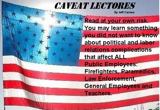 Caveat Lectores by Jeff Carnes