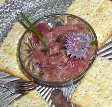 Fresh Tuna Tartare
