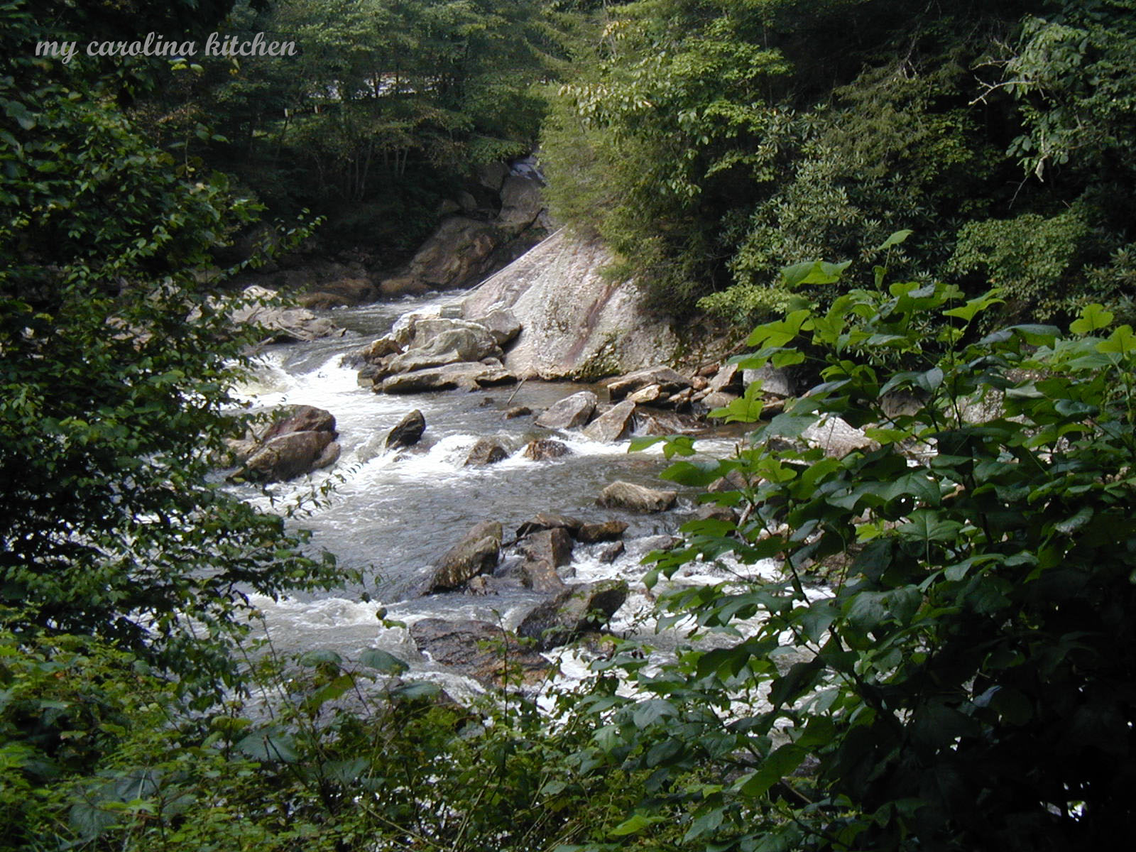My Carolina Kitchen Highlands North Carolina High In The Mountains Where Cool Mountain Air
