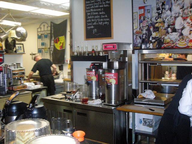 Cafe Rel Franklin North Carolina Menu
