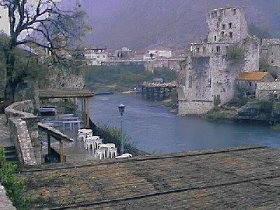 Slobodan Praljak Stari Most >> Aku Sebutir Pasir: BaLKaN: JaMBaTaN aNTaRa iSLaM & eRoPaH (BHG IX) - MoSTaR II