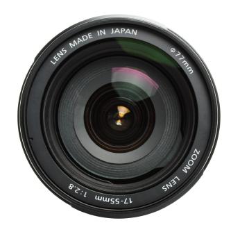 Pada kamera poket atau prosumer, biasanya tersedia dua fasilitas untuk
