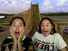 Having fun ridin on da rollercoaster