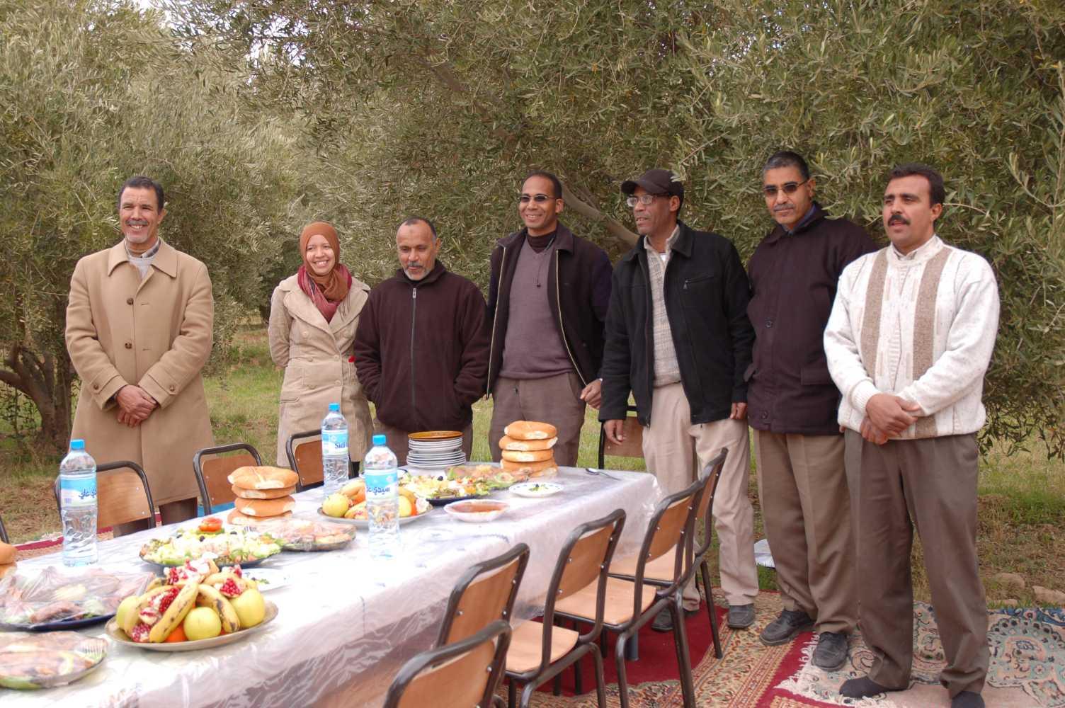 Rencontre femme marocaine de france