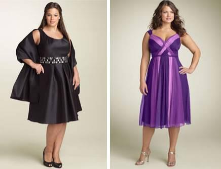 vestidos de festa para gordas. Vestidos de festa