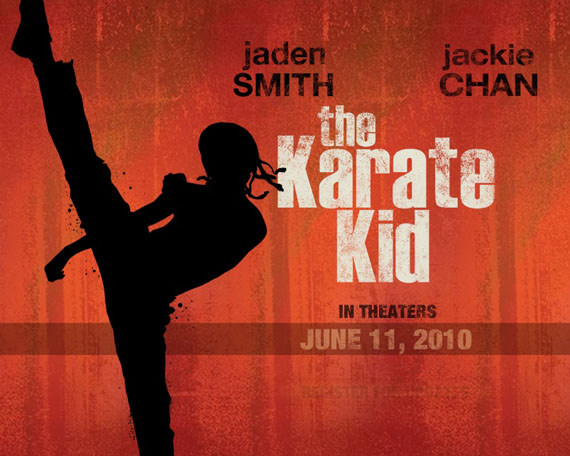 Karate Kid Jaden Smith Free Online