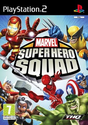 Trucos y Claves Para Marvel Super Hero Squad PS2