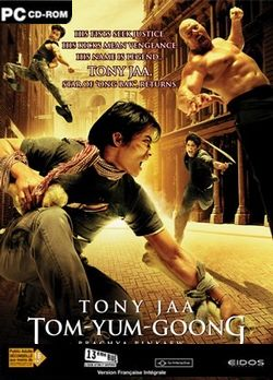 Tony Jaa Tom-Yum-Goong : The Game