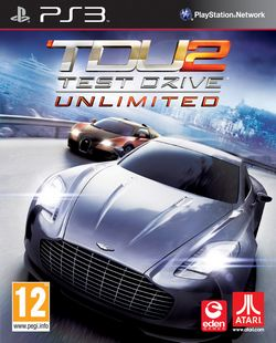 jaquette test drive unlimited 2 playstation 3 ps3 cover avant g Download Test Drive Unlimited 2 – PS3