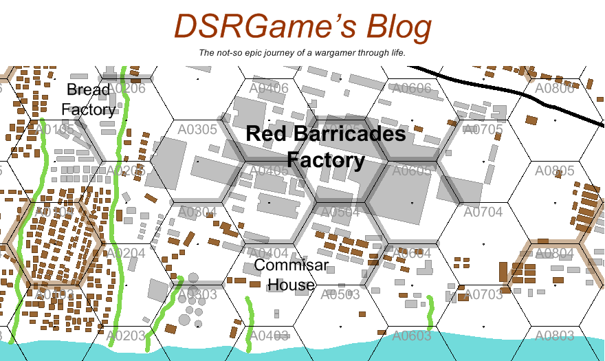 A Wargamer&#39;s Blog