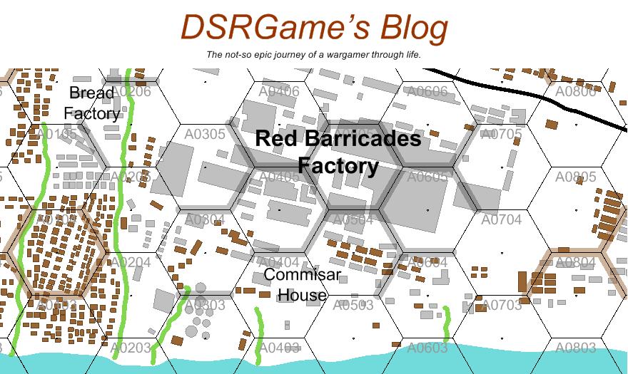 A Wargamer's Blog