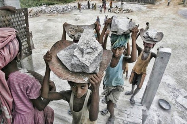 esclavitud enorme