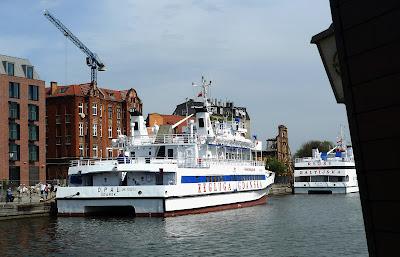 katamaran żegluga gdańska
