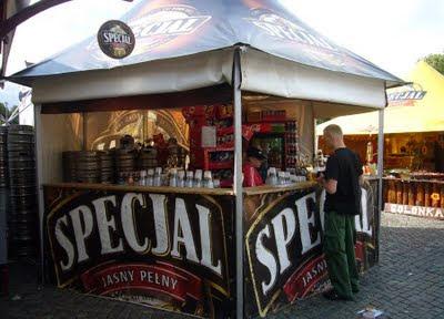piwo specjal czarny z kija