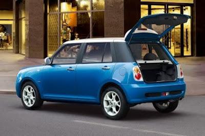 Foto Mini Cooper chinês Lifan Motors