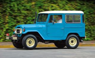 Jeep Toyota Bandeirante