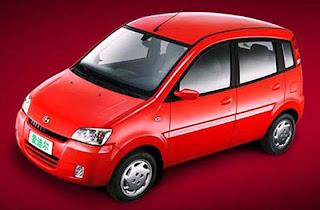 Effa Motors M100