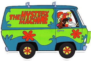 Mystery Machine scooby doo