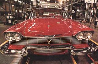 Christine, O carro assassino filme stephen king
