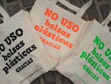 Bolsas plásticas NO