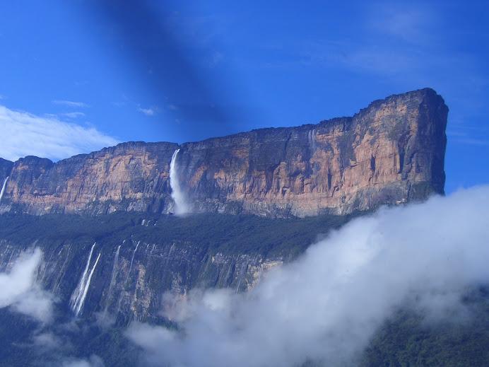 El fabuloso Parque Nacional Canaima