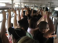 ¡El autobús está full!