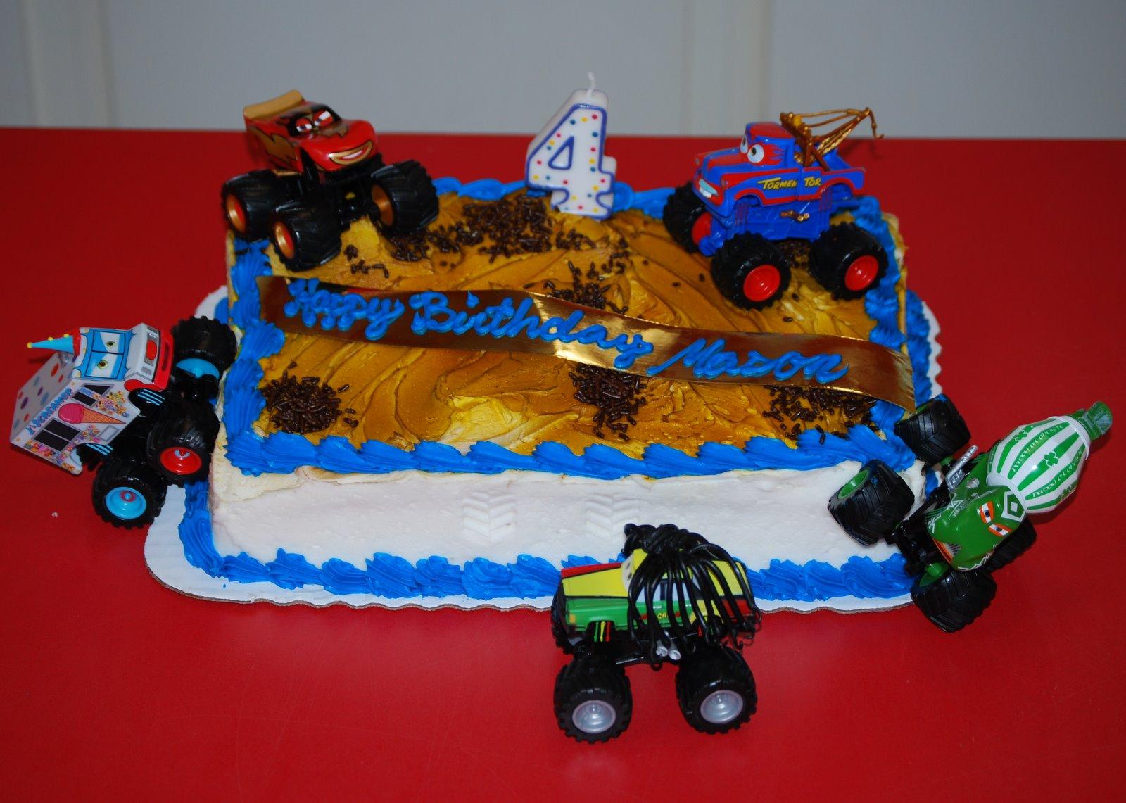 Dyer Family News Mason S 4th Birthday Party