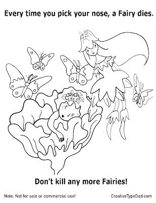 with coloring pages