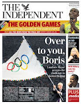 Iraq war-backing OBSERVER Editor Roger Alton edits the INDEPENDENT now, backing Big Business agenda