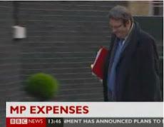 Tony McNulty looks 'SQUANDERED!'