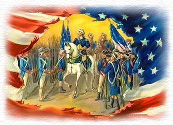 King George III speaks to Parliament of American rebellion