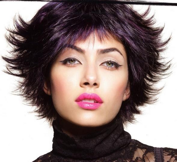 Les plus belles coupes de cheveux homme - femme tendance: Photos des coiffures courtes pour femme