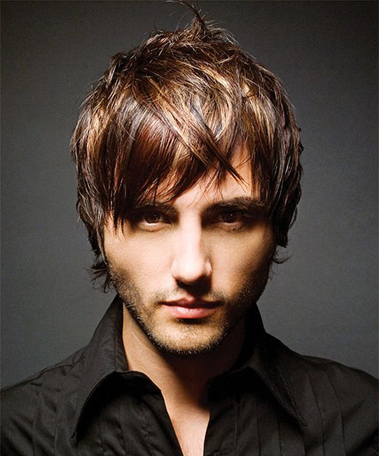 coiffure homme mi long tendance 2012