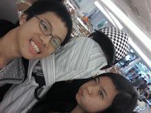 Joel & Ry Fo Fu We!