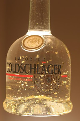 Goldschlager Flakes