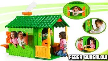 Juguetes infantiles diverbebe casitas de juguete for Casita infantil feber
