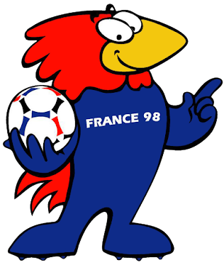 FIFA '98 Mascot