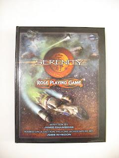serenity rpg  books