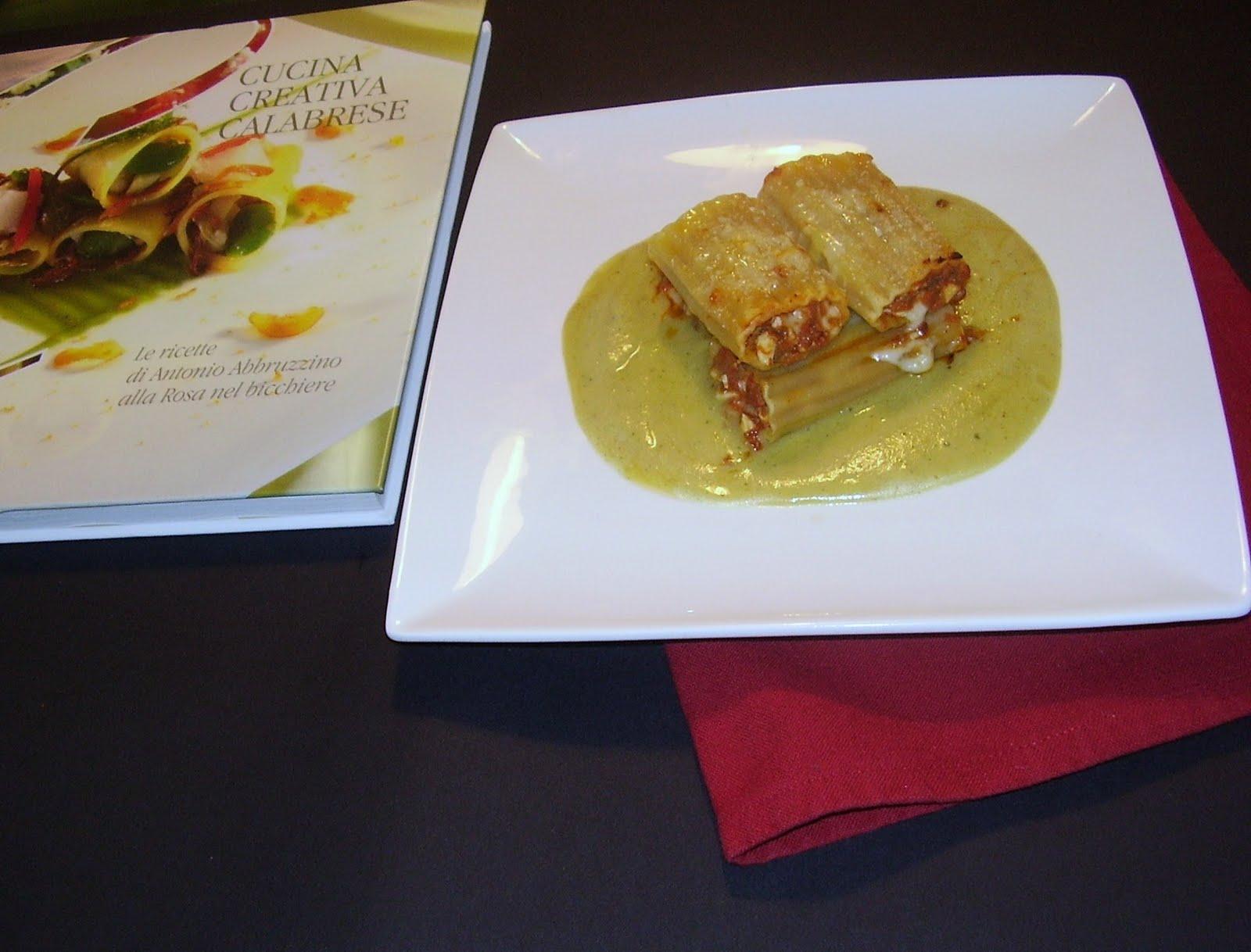 Cucina creativa calabrese: la pasta china ~ Sale e Pepe quanto basta