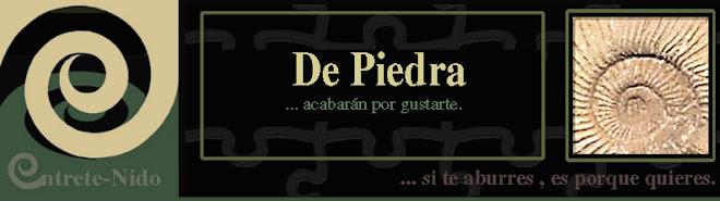 De Piedra!