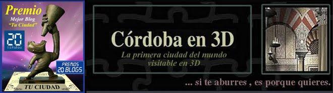 Córdoba en 3D