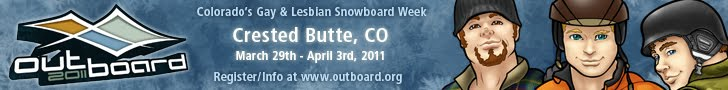 OutBoard - The World&#39;s Largest Gay &amp; Lesbian Snowboard Organization