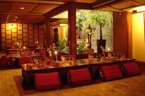 Decoracion Oriental Madrid ~ El restaurante Thai Gardens es un lugar especial, tiene una