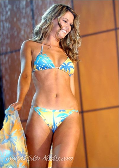 Really. Who Jen hawkin bikini shame!