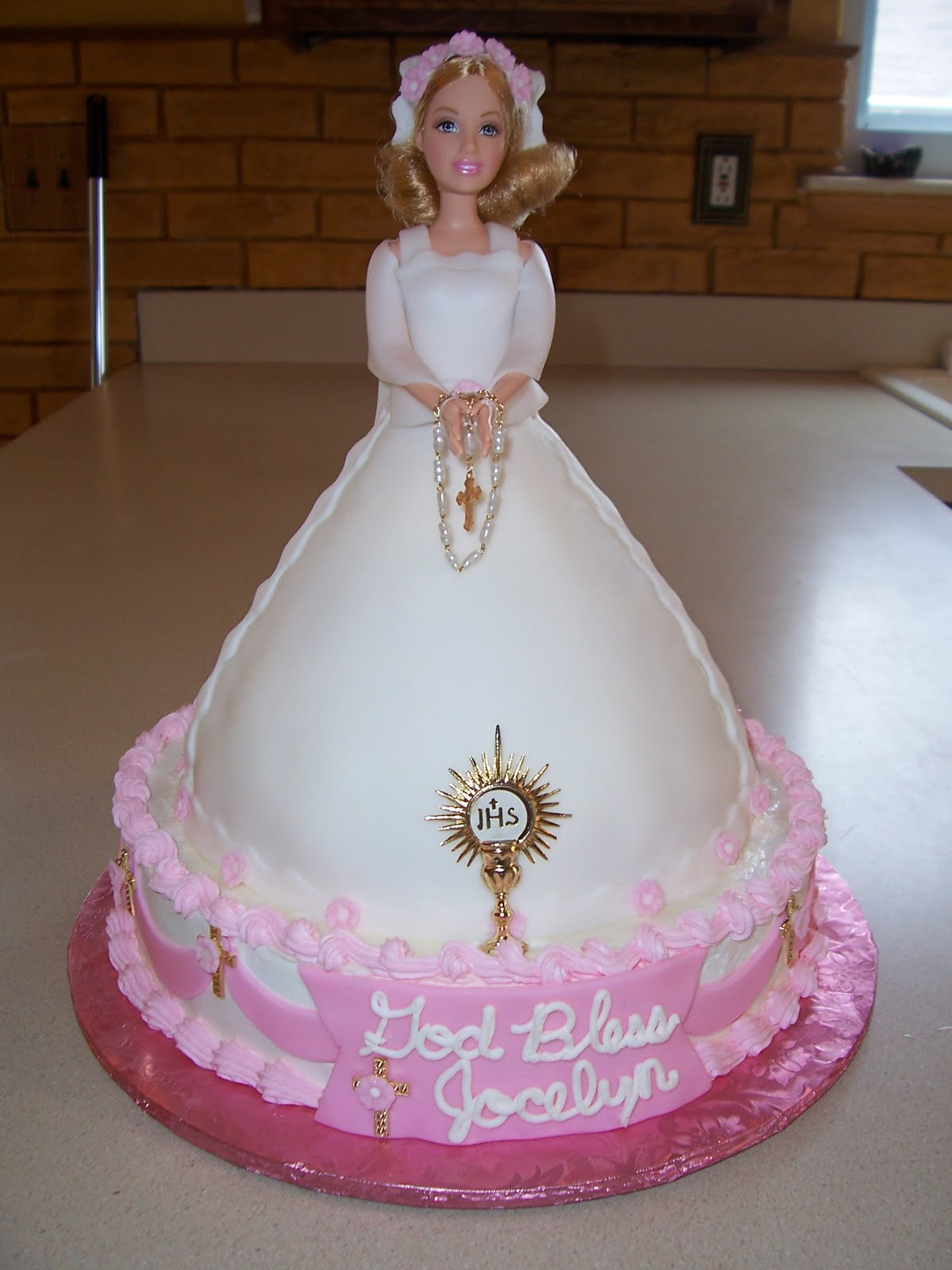 Catholic icing first commuion cakes and food ideas for 1st holy communion cake decoration ideas